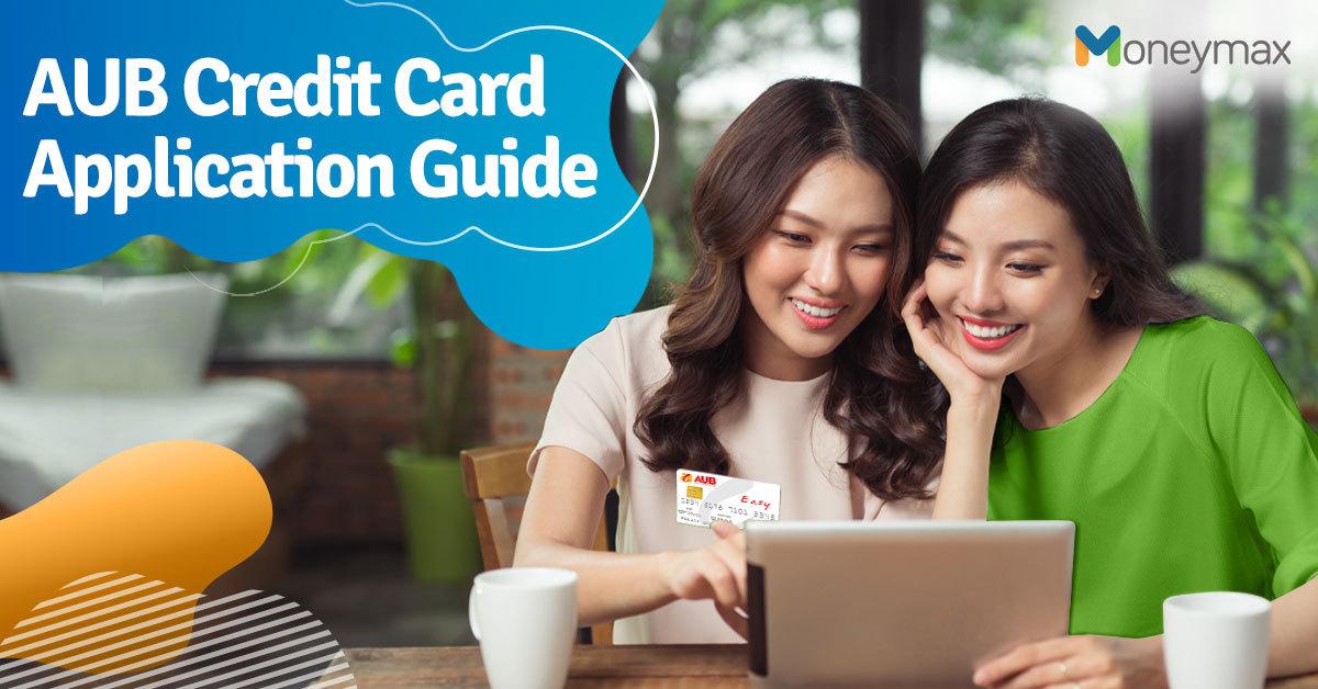 AUB Credit Card Application Guide | Moneymax