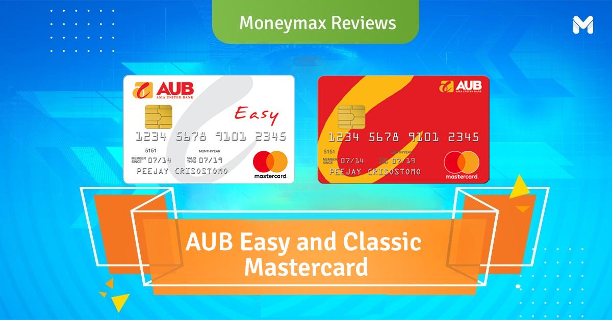 AUB Credit Card Review: Comparing AUB Easy vs. AUB Classic
