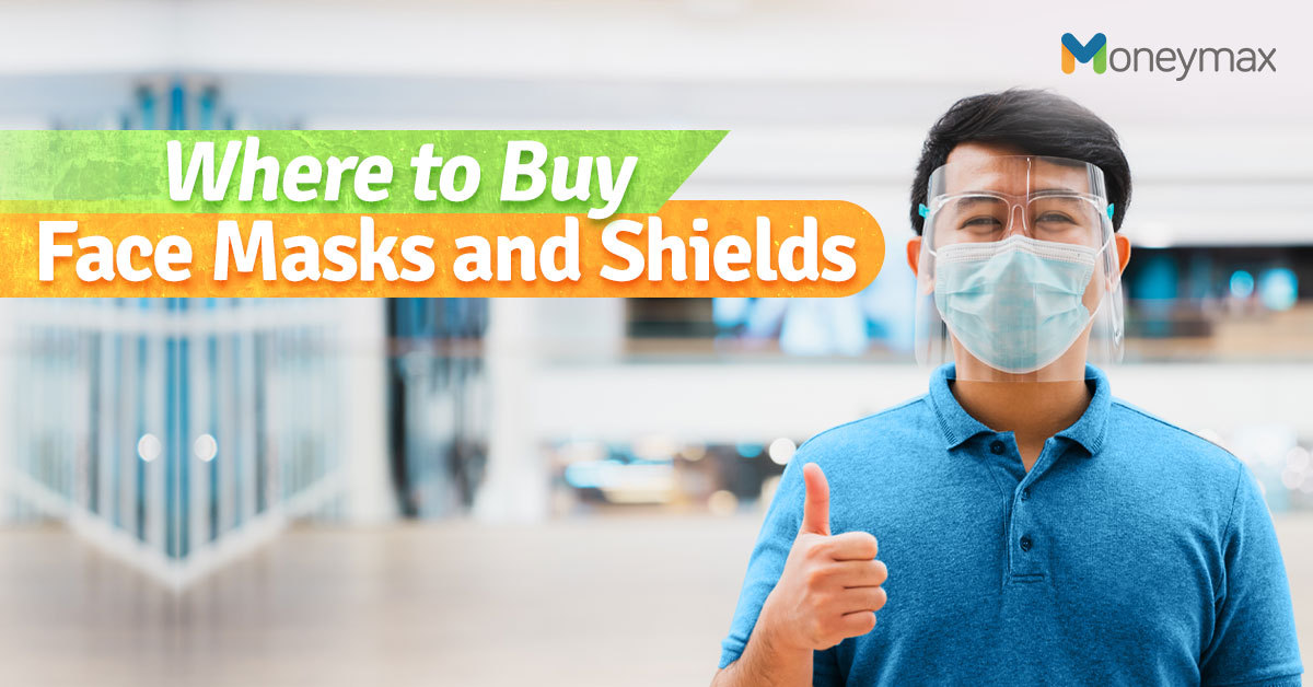 Where to Buy Face Masks and Face Shields | Moneymax