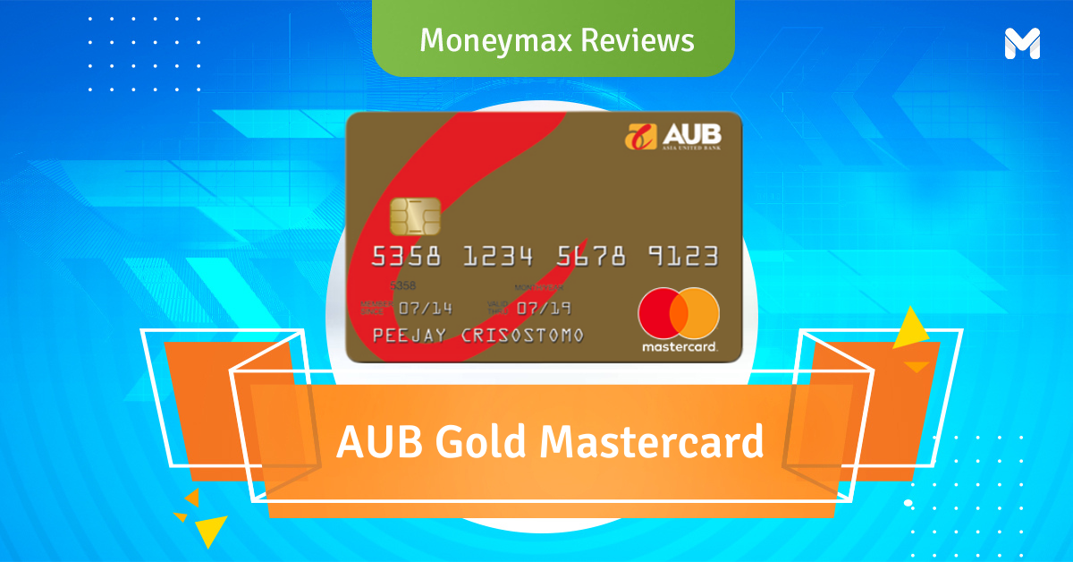 AUB Gold Mastercard Review: Setting the Gold Standard