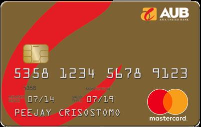aub gold mastercard review - aub gold mastercard