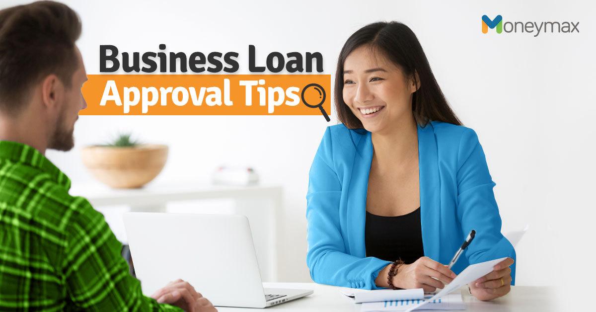 Businesss Loan Tips | Moneymax