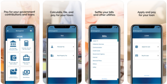 mobile wallet - moneygment