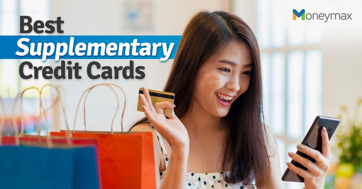 Best Supplementary Credit Cards in the Philippines | Moneymax