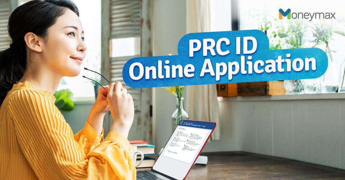 PRC ID Online Registration and Renewal | Moneymax