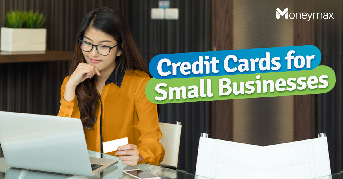 Best Credit Card for Small Business in the Philippines | Moneymax