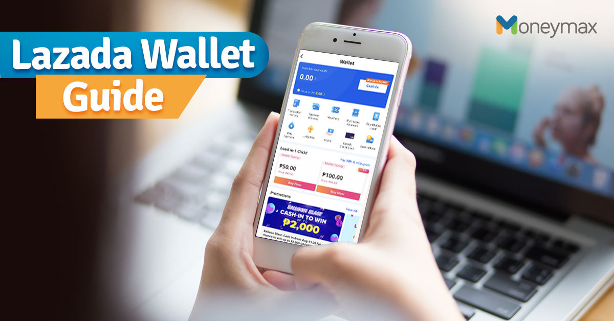 Lazada Wallet Guide | Moneymax