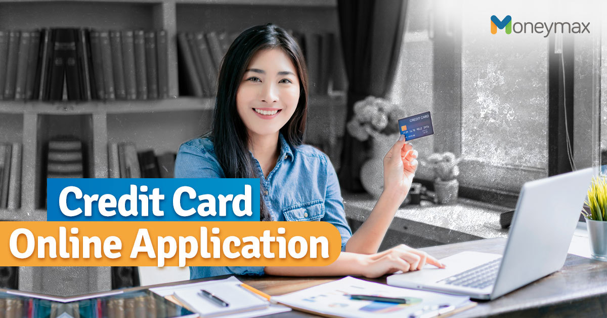 Credit Card Online Application Guide | Moneymax
