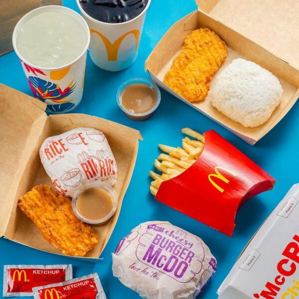 fast food delivery gcq - mcdonalds