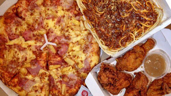 fast food delivery gcq - pizza hut