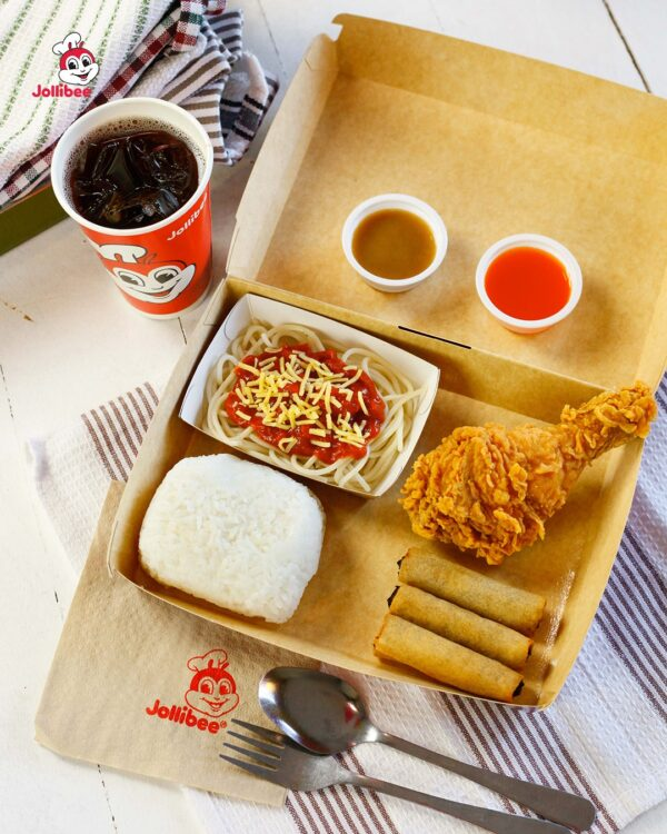 fast food delivery gcq - jollibee
