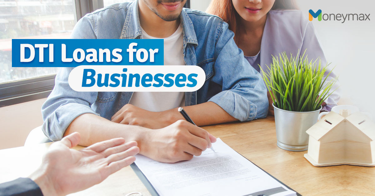 DTI Loans for Businesses: DTI P3 Program and CARES | Moneymax