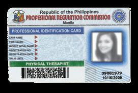 valid ids philippines - prc id