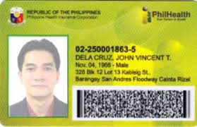 valid ids philippines - philhealth id