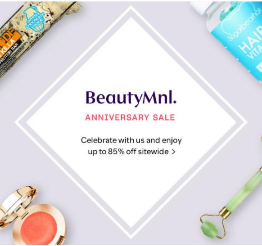 online sales october - best beauty deals