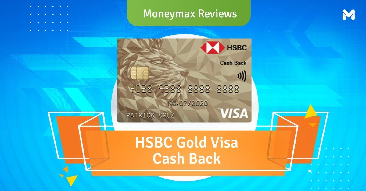 hsbc gold visa review