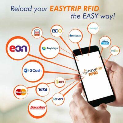 easytrip rfid guide - easytrip online reloading guide