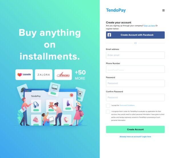 tendopay philippines - tendopay registration