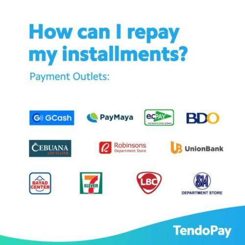 tendopay philippines - tendopay payment