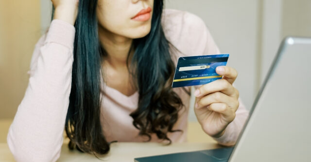 lost credit card - how to protect your card