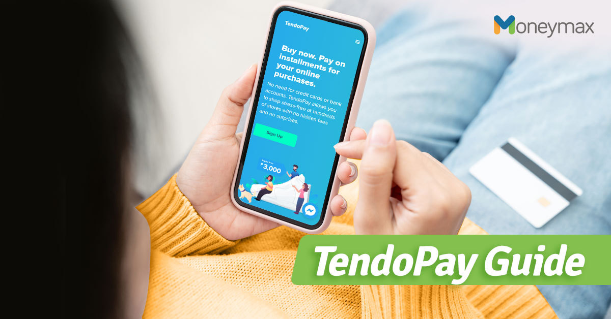 TendoPay Guide for Online Shoppers | Moneymax