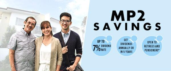 pag-ibig benefits - pag-ibig mp2 savings