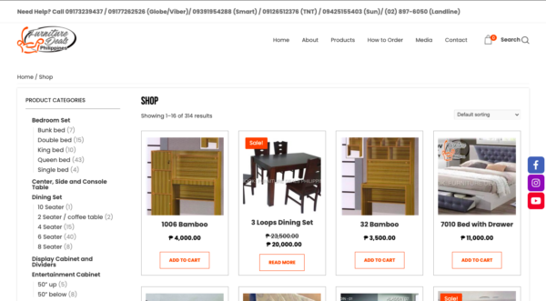 online furniture stores in the philippines - furniture deals philippines