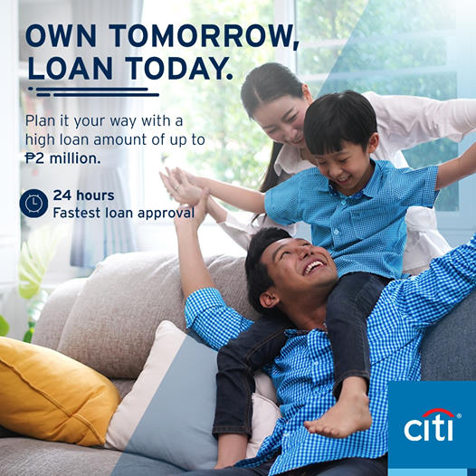 citi personal loan review - key features