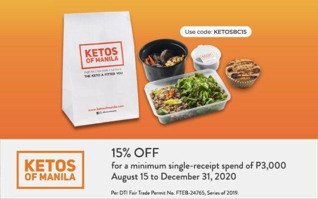 security bank credit card promo - ketos of manila