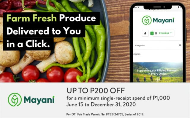 security bank credit card promo - mayani