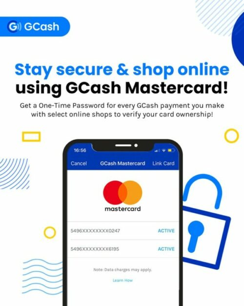 gcash mastercard uses and benefits